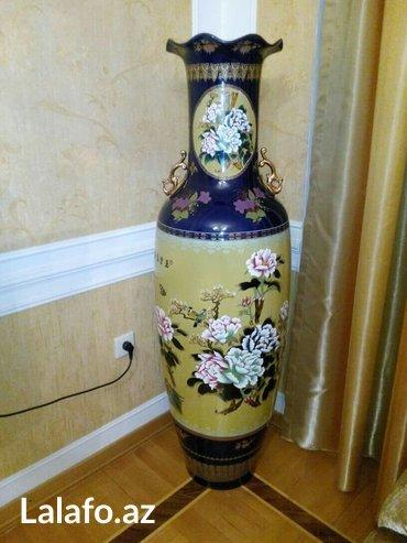 Bakı şəhərində керамическая напольная ваза 1.60 см.