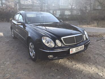 купить двигатель мерседес 3 2 бензин в Кыргызстан: Mercedes-Benz E 320 3.2 л. 2003   183000 км