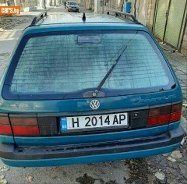 Volkswagen Passat 1.9 l. 1989 | 230000 km