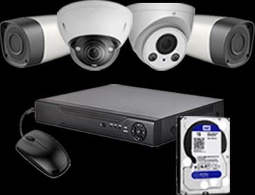 ❖Системы видеонаблюдения - продажа в в Bakı