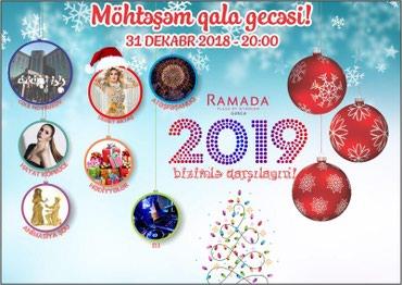 Bakı şəhərində Ramada Plaza Gəncə otelində, Yeni il endirimləri!