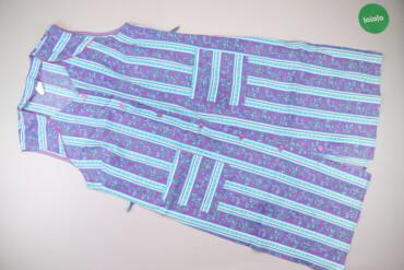 Жіночий халат у квітковий принт C&A, p. S    Довжина: 112 см Ширин