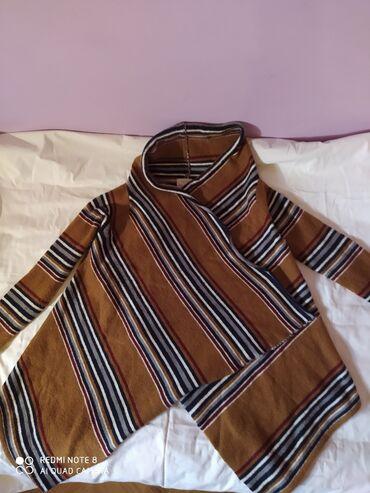 Ženska džemperi - Srbija: Džemper,pelerina,pončo springfild 3/1 veličina M sa puno elastina