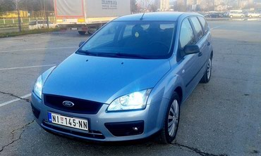Ford Focus 2007 - Nis