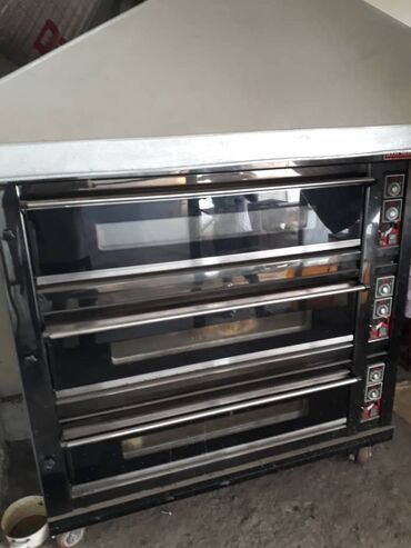 Оборудование для бизнеса в Кара-Суу: Нан бышырган печка сатылат калыптары да бар