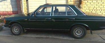 Раритетный и легендарный мерседес 123 кузов. 1979 года рождения. Состо в Бишкек