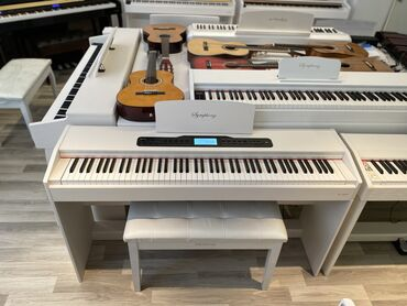 İdman və hobbi - Azərbaycan: Symphony elektron piano  Yenidən mağazamızın görünüşünə büllur qatan b