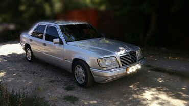 Mercedes-Benz W124 2 л. 1994 | 300000 км