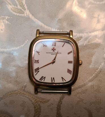 Qol saatları - Hövsan: Qızılı Uniseks Qol saatları Swiss Eagle