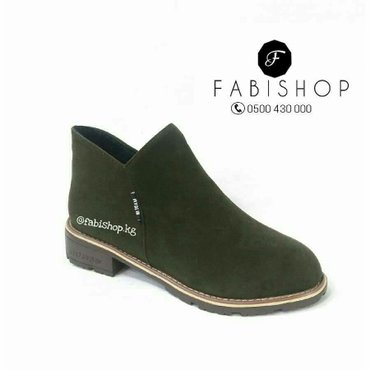 Женская демисезонная обувь в Бишкек