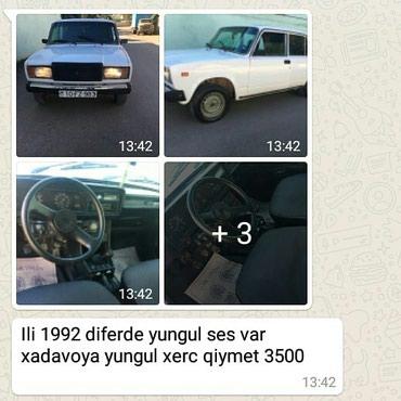 Bakı şəhərində VAZ (LADA) Digər model 1992