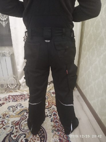 мужская футболка с якорем в Кыргызстан: Комбинезон с жилеткой привезли из Германии ткань очень качественная, с