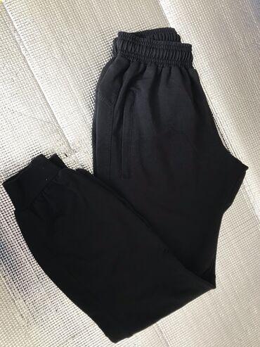 Мужские спортивные штаны на рост 165-170. Первый хб,второй плащевая