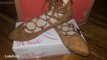 NOVO Moderne letnje cipelice, 40  Nove, lagane letnje cipele. Broj 40. - Zrenjanin