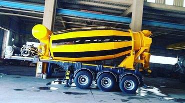 12 m3 4 cylinder DEUTZ engine Air cooling без таможни из станбула! в Бишкек