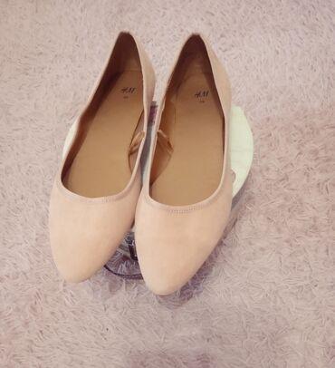Женская обувь - Кыргызстан: Новые балетки  H&M Размер 39