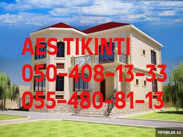 Tikinti, Təmir | Villa | Dizayn, layihə, Zəmanət, Kredit