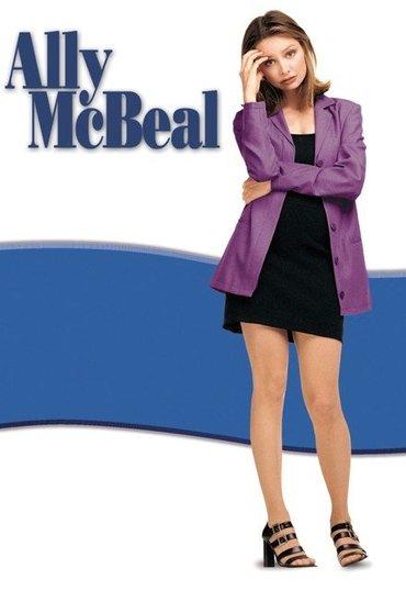 Ali Mekbil (Ally McBeal) cela serija, sa prevodom - sve - Boljevac