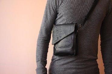 сумка-в-багажник в Кыргызстан: Кожаные барсетки,ремни,очень удобные.100%качества. В наличии и на