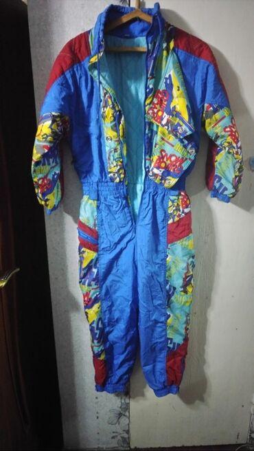 Продам лыжный костюм размер 152