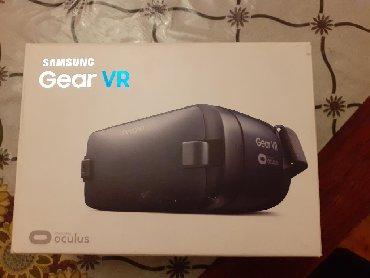 Samsung Gear VR (Virtual eynək) Yeni İşlədilməmiş və Qiymətində razıl