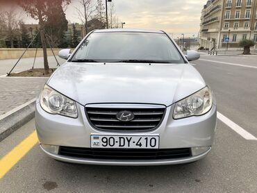 avto tənəzzül - Azərbaycan: Hyundai Elantra 1.6 l. 2006 | 65000 km