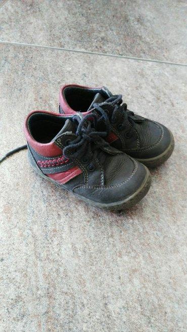 Ботинки натуральная кожа. бу. в Бишкек