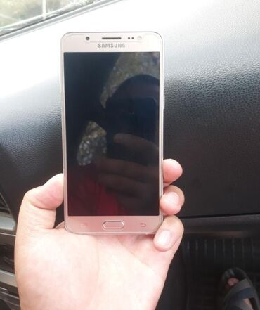 Б/у Samsung Galaxy J5 16 ГБ Желтый