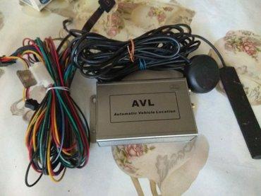 Продам крутой GSM  GPS  трекер . AVL 05 .  в Лебединовка