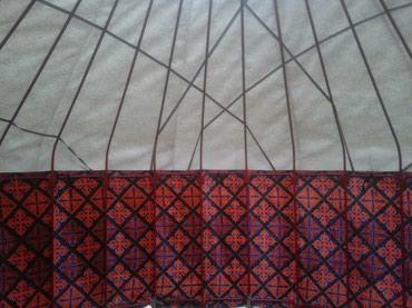 Юрты - Кыргызстан: Металлические Юрты На заказ Качественно трёхслойный материал. металл