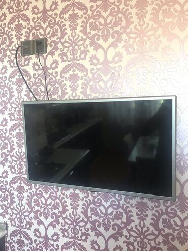 tv-lg - Azərbaycan: Televizor,Son model Led Lg tv demek olar tezedi,karobkasina qeder qali