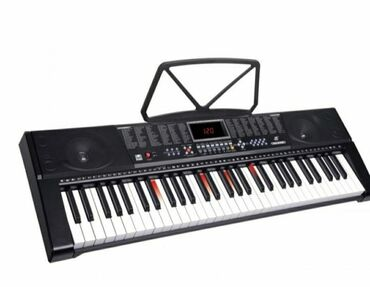 Piano 5 oktava flaskart USB cixisli lazer diller 255 ses 255 ritm RA