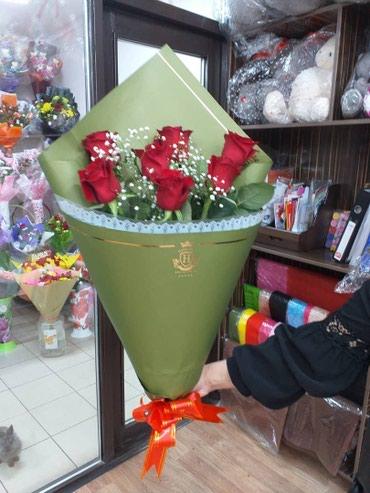 Цветы. Шикарные букеты из роз