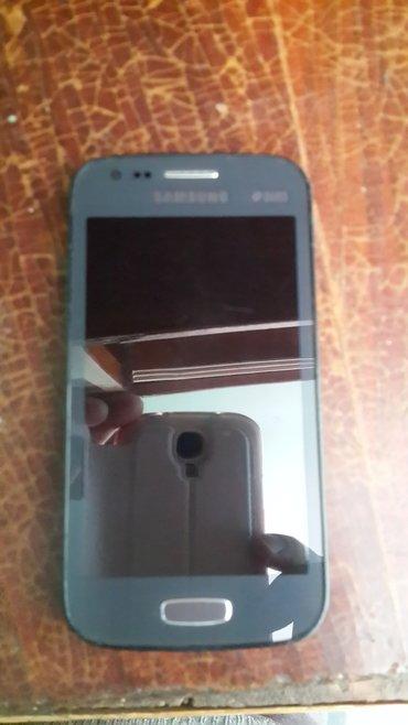 Elektronika Kürdəmirda: İşlənmiş Samsung Galaxy Ace 3 boz