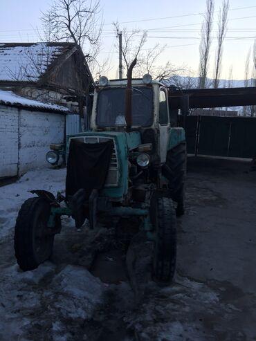 Юмз д65 - Кыргызстан: Продаю трактор юмз После камп ремонта трактор на ходу