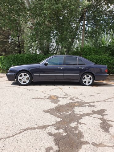 mercedes benz w124 e500 волчок купить в Кыргызстан: Mercedes-Benz C 43 AMG 4.3 л. 2000 | 350000 км