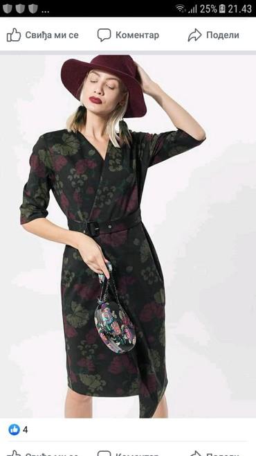 Haljina-fabiani - Srbija: Kupujem ovakvu haljinu iz ps. veličina 40