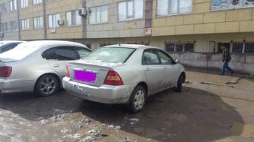 Toyota Corolla 2002 в Бишкек