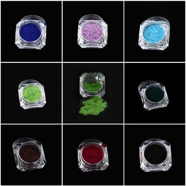 Din komad - Srbija: Somot za dekoraciju nokta Cena za komad 100 din. Ostale su boje