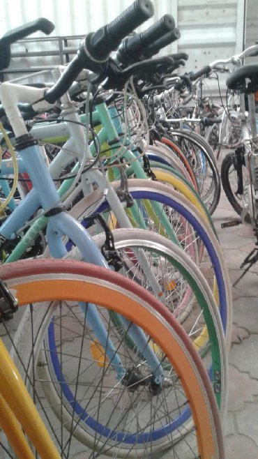 детский велосипед юниор в Кыргызстан: Шоссейные велосипеды только привозные из Кореи, а также большой выбор