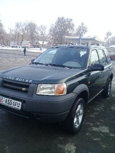 Land Rover - Кыргызстан: Land Rover Freelander 1.8 л. 1999 | 169000 км