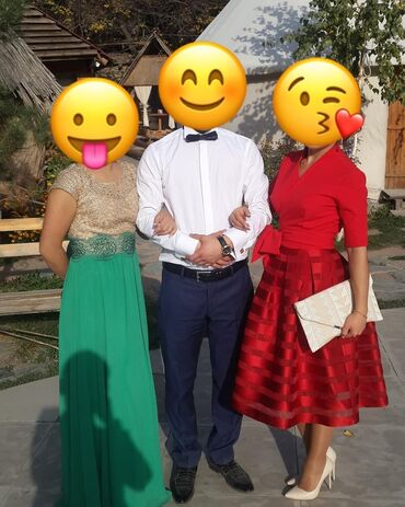 черно белая платья в Кыргызстан: Распродажа вещей!!! Дёшево, символические цены платье цвет пудры 500