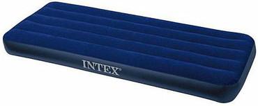 Надувной матрас Intex Classic Downy Bed (68755)Надувная кровать