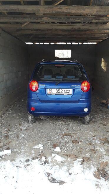 Базар коргон фото - Кыргызстан: Chevrolet Matiz 0.8 л. 2007 | 99100 км