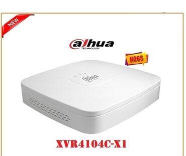 bmw x1 20d xdrive - Azərbaycan: Dahua XVR4104C-X1Dahua XVR4104C-X14 kanal HDCVI DVR; Səs 1/1, RCA; 1