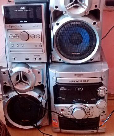 Audio | Srbija: Prodajem 2 neispravna stuba sa ispravnim zvučnicima. Na stubovima su