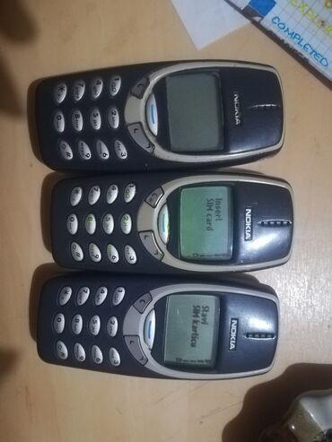 Telefoni - Srbija: NOKIA 3310 MADE IN FINALNDTelefoni u stanju kao na slikamaJedan je bez