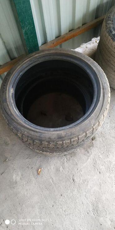 диски на авто 17 в Кыргызстан: В отличном состоянии один сезон откатала ездили редко в основном