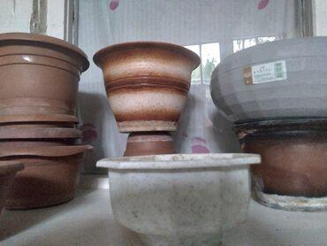 gul ekmek ucun qablar - Azərbaycan: Gil qablar