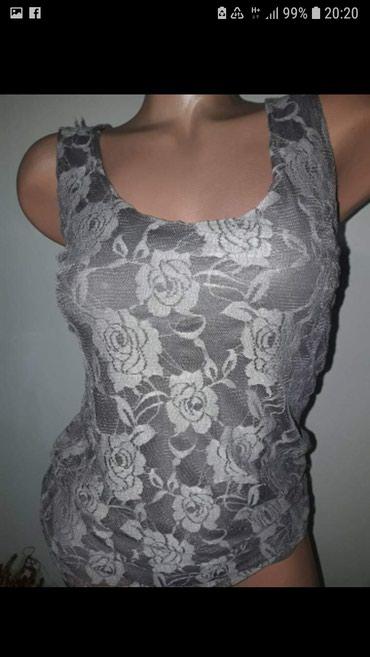 Od-haljina-cipke - Srbija: Nove rastegljive bluze od cipke